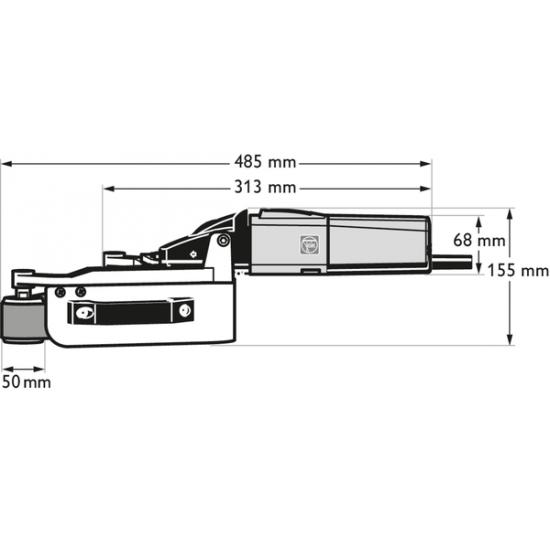 FEIN ΛΕΙΑΝΤΗΡΑΣ ΣΩΛΗΝΩΝ RS 12-70E (SET INOX)