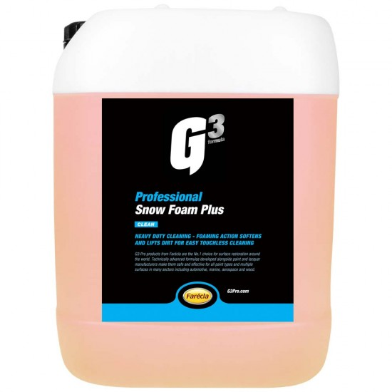 FARECLA G3 SNOW FOAM PLUS