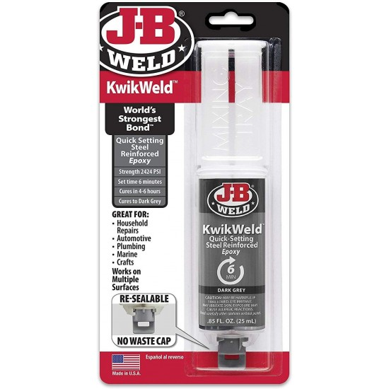 J-B KWIK WELD (Syringe)