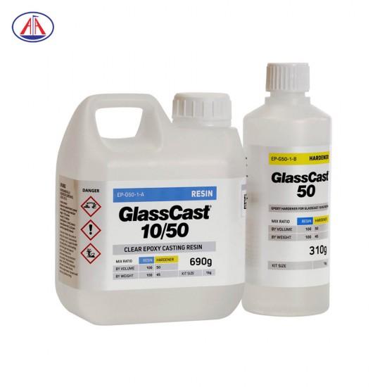 GLASSCAST 50